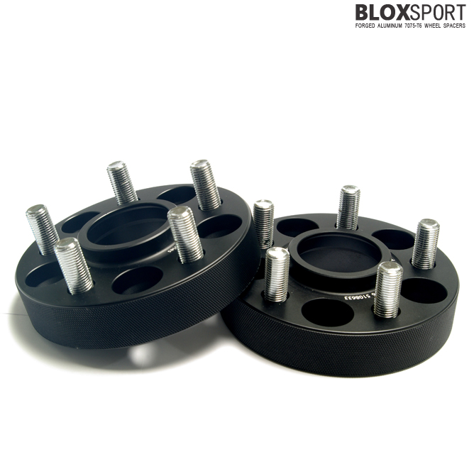 BLOXSPORT 30mm Forged AL7075-T6 Wheel Spacers -Freelander II/LR2