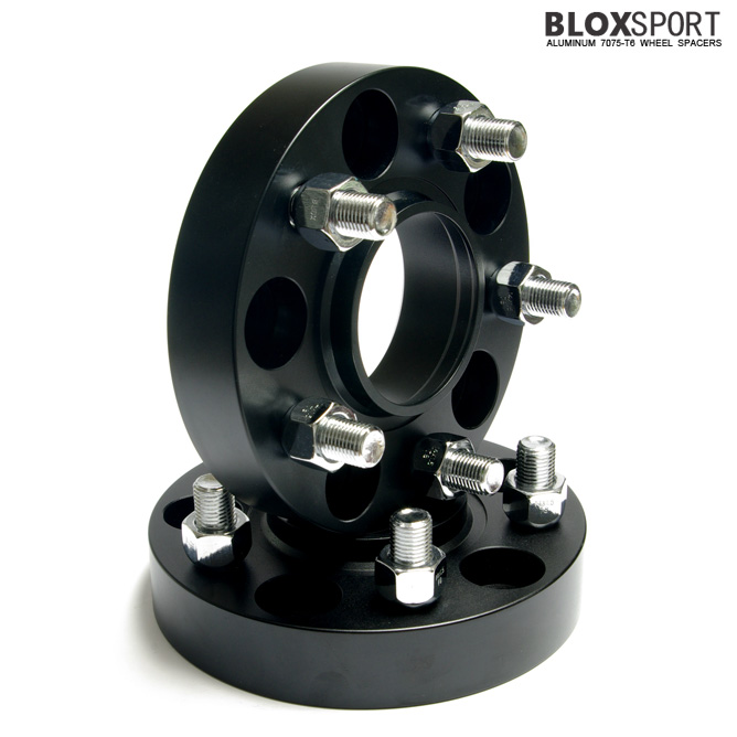 BLOX 30mm Aluminum 7075-T6 Wheel Spacer-Range Rover/Sport (03-)