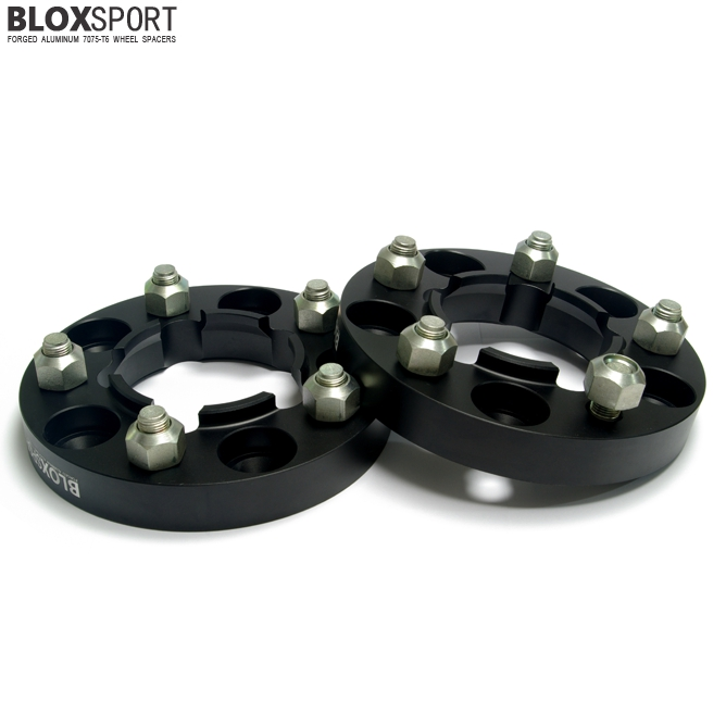 BLOXSPORT 5x165.1 CB:124 Forged 6061T6 Hub Centric Wheel Spacers