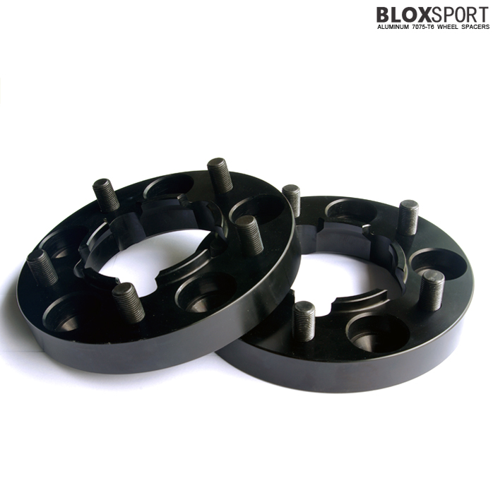 BLOX 30mm Aluminum 7075-T6 Wheel Spacer for Land Rover Defender