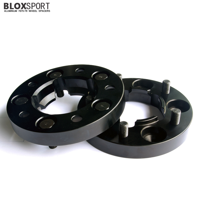BLOX 35mm Aluminum 7075-T6 Wheel Spacer for Land Rover Defender