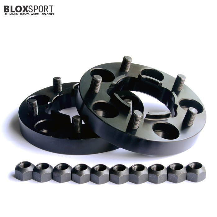 BLOX 40mm Aluminum 7075-T6 Wheel Spacer for Land Rover Defender