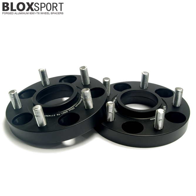 BLOXSPORT 5x114.3 67.1 Forged 6061T6 Hub Centric Wheel Spacers
