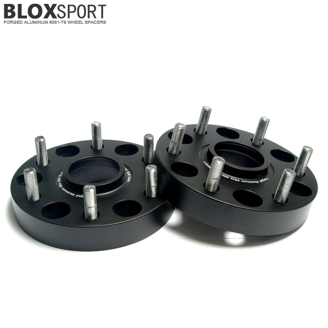 BLOXSPORT 6x139.7 67.1 Forged 6061T6 Hub Centric Wheel Spacers
