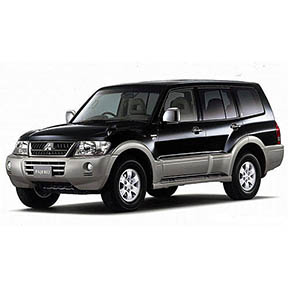 For Pajero III (00-06)