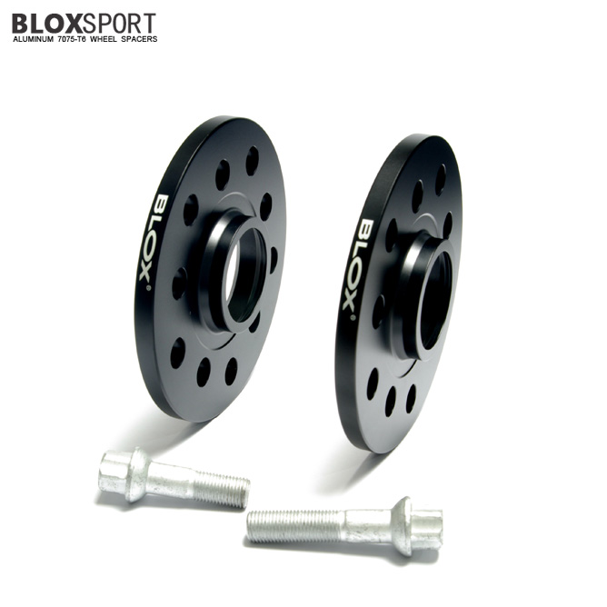 BLOXSPORT 10mm Aluminum 7075T6 Wheel Spacers for Audi A8 S8 (D2)