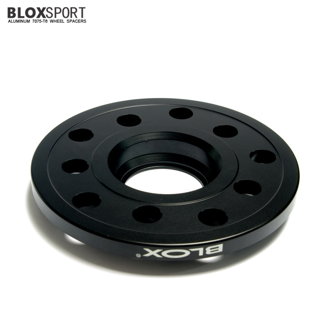 BLOXSPORT 10mm AL 7075-T6 Wheel Spacers-Audi TT TTS TT RS MKII