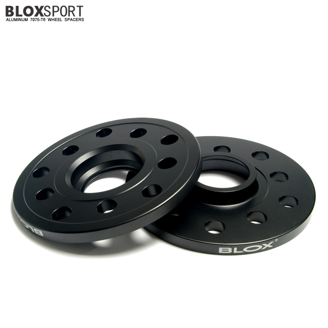 BLOXSPORT 10mm Aluminum 7075T6 Wheel Spacer-Audi A3 1.8T 2.0T 8P