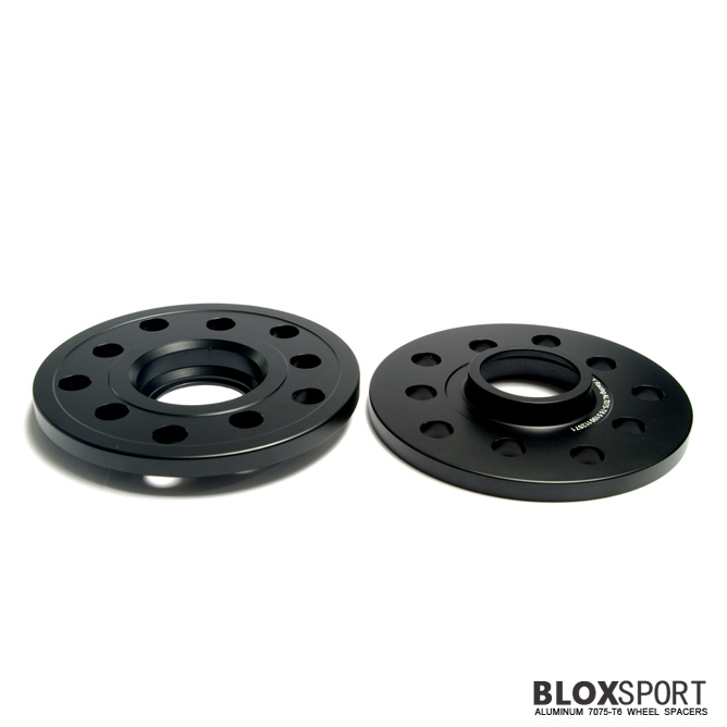 BLOXSPORT 10mm Aluminum 7075T6 Wheel Spacers for Audi A4 S4 (B5)
