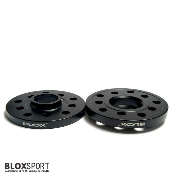 BLOXSPORT 15mm Aluminum 7075T6 Wheel Spacer-Audi A3 1.8T 2.0T 8P