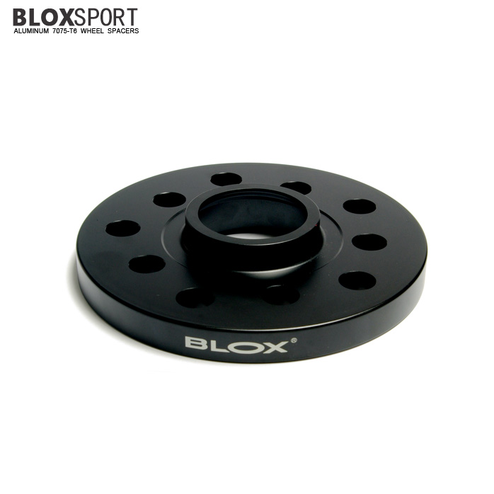 BLOXSPORT 15mm Aluminum 7075T6 Wheel Spacers for Audi A6 S6 (C5)