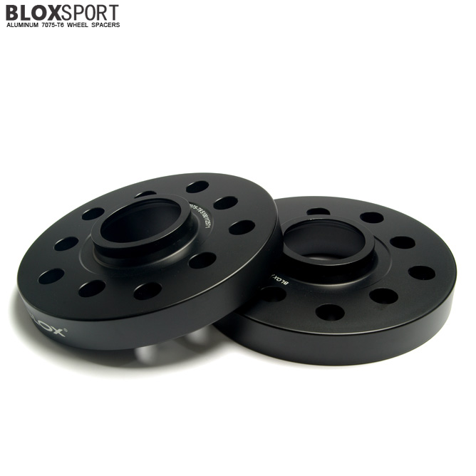 BLOXSPORT 20mm Aluminum 7075T6 Wheel Spacers for Audi R8