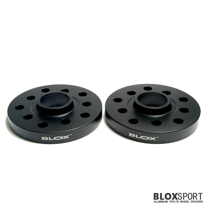 BLOXSPORT 20mm Aluminum 7075T6 Wheel Spacers for Audi A8 S8 (D3)
