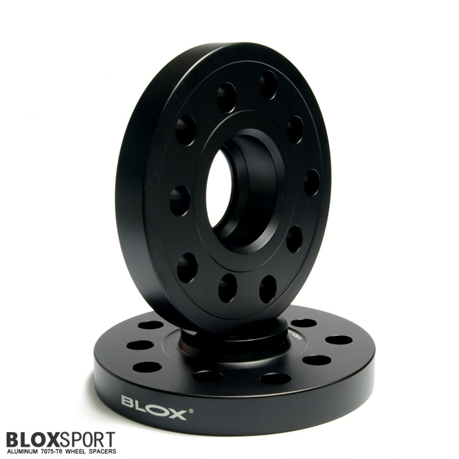 BLOXSPORT 20mm Aluminum 7075T6 Wheel Spacers-Audi A4 S4 RS4 (B7)