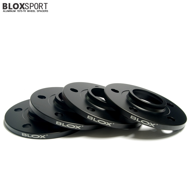 BLOXSPORT 10mm 7075T6 Wheel Spacers-MERCEDES E Class W212 C/W207