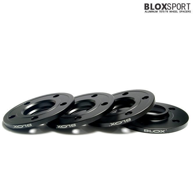 BLOXSPORT 10mm Aluminum 7075T6 Wheel Spacers-Audi A5 S5 RS5 (B8)