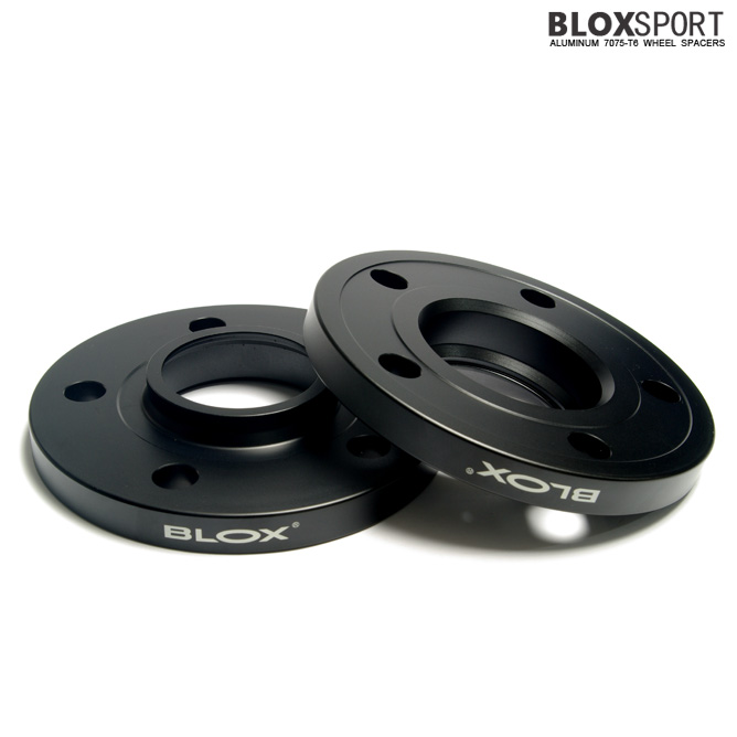 BLOXSPORT 15mm AL7075T6 Wheel Spacers-MERCEDES BENZ A Class W176