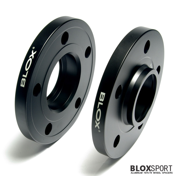 BLOXSPORT 15mm AL7075T6 Wheel Spacers-MERCEDES BENZ S Class W222