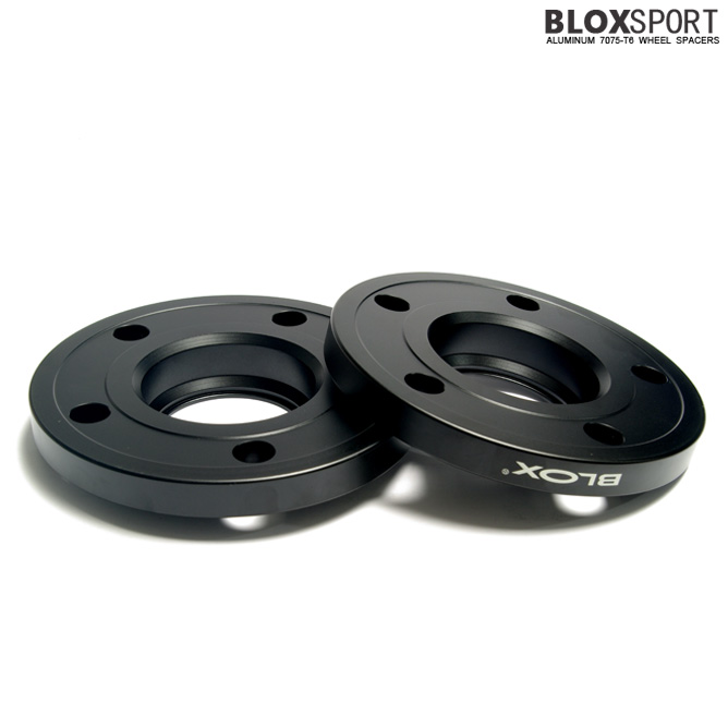 BLOXSPORT 15mm AL7075T6 Wheel Spacers-MERCEDES BENZ A Class W169