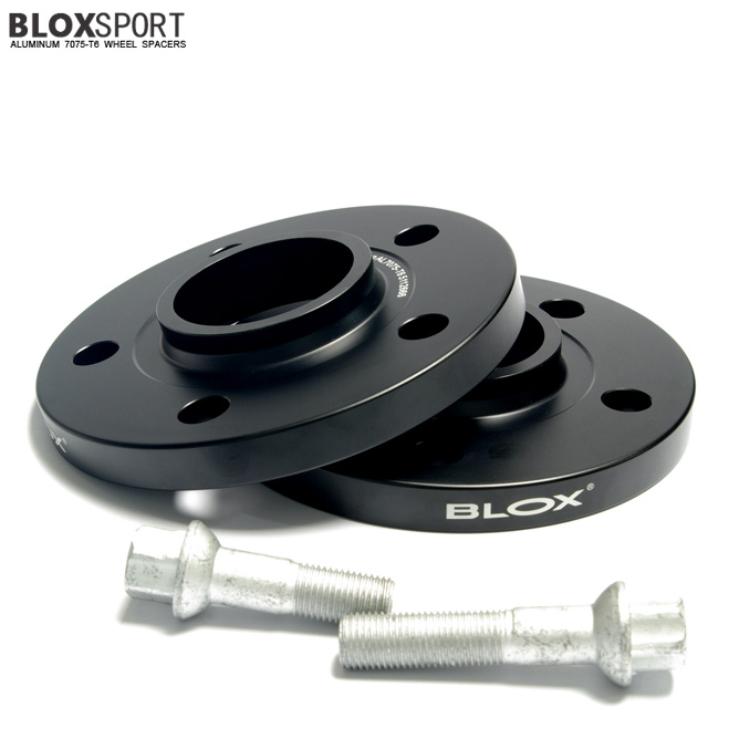 BLOXSPORT 15mm AL7075-T6 Wheel Spacers - MERCEDES BENZ VANEO 414