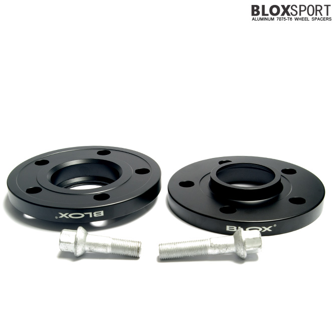15mm AL7075-T6 Wheel Spacers-MERCEDES BENZ VIANO VITO METRIS 639