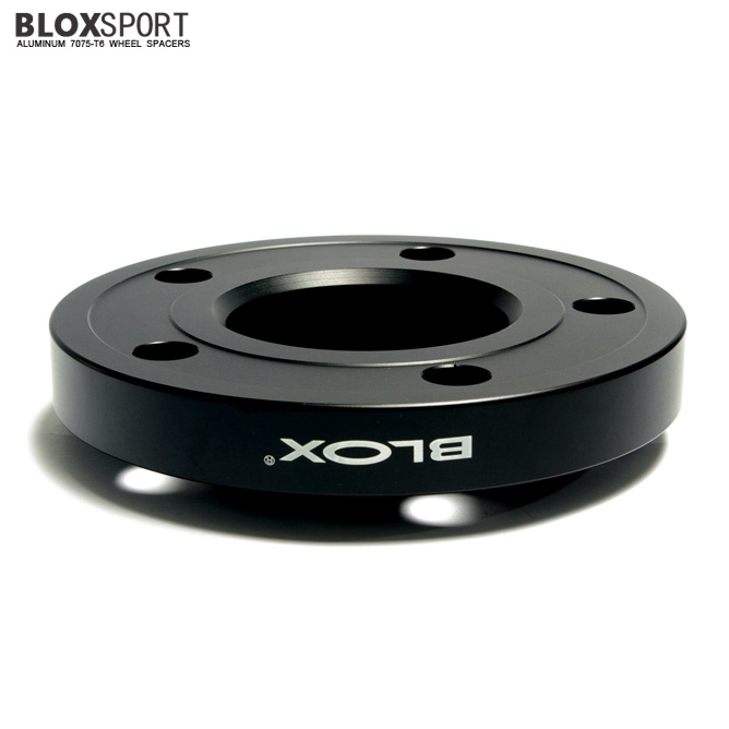 S class w222 14 bloxsport wheel spacers aluminun for Wheel spacers for mercedes benz