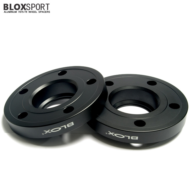 Bloxsport 20mm 7075t6 wheel spacers mercedes benz cls for Wheel spacers for mercedes benz