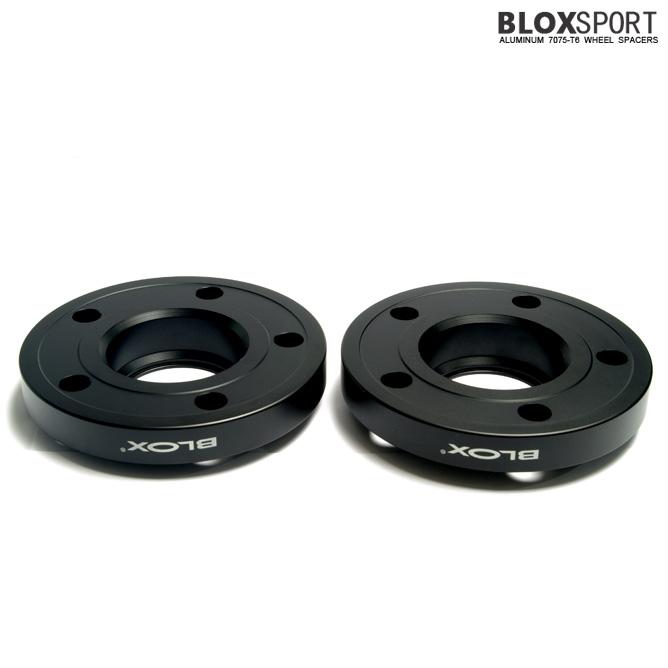 Bloxsport 20mm al7075 t6 wheel spacers mercedes benz slk for Wheel spacers for mercedes benz