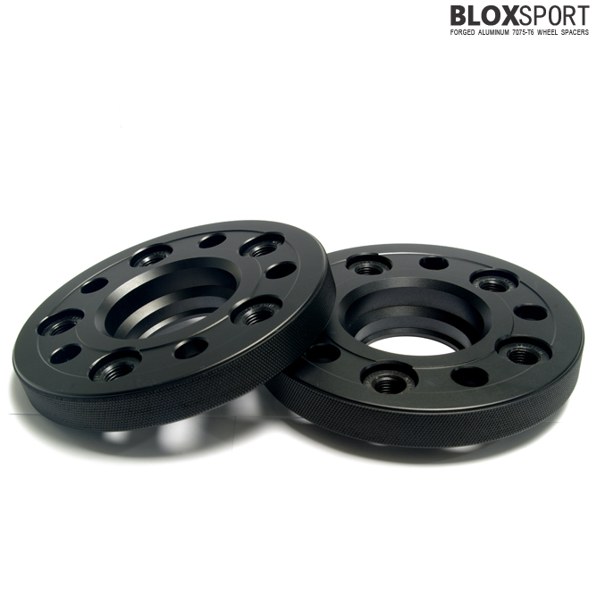 A class w169 04 12 bloxsport wheel spacers aluminun for Wheel spacers for mercedes benz