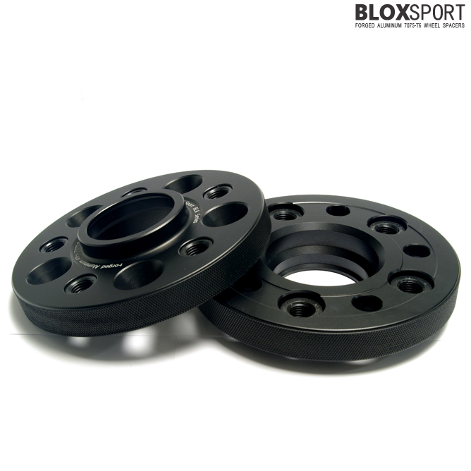 BLOXSPORT 20mm AL7075T6 Wheel Spacers-MERCEDES BENZ B Class W245