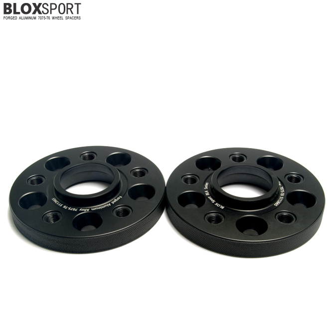 BLOXSPORT 20mm Aluminum 7075T6 Wheel Spacers for Audi A7 S7 RS7