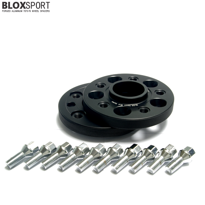 BLOXSPORT 20mm AL7075T6 Wheel Spacers-MERCEDES BENZ C Class W205