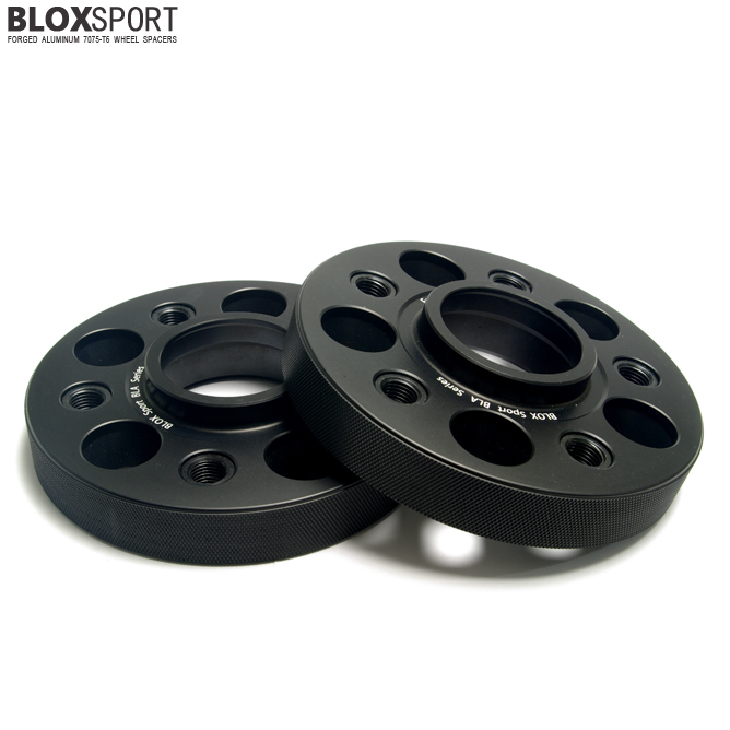 BLOXSPORT 25mm 7075T6 Wheel Spacers-MERCEDES E Class W212 C/W207