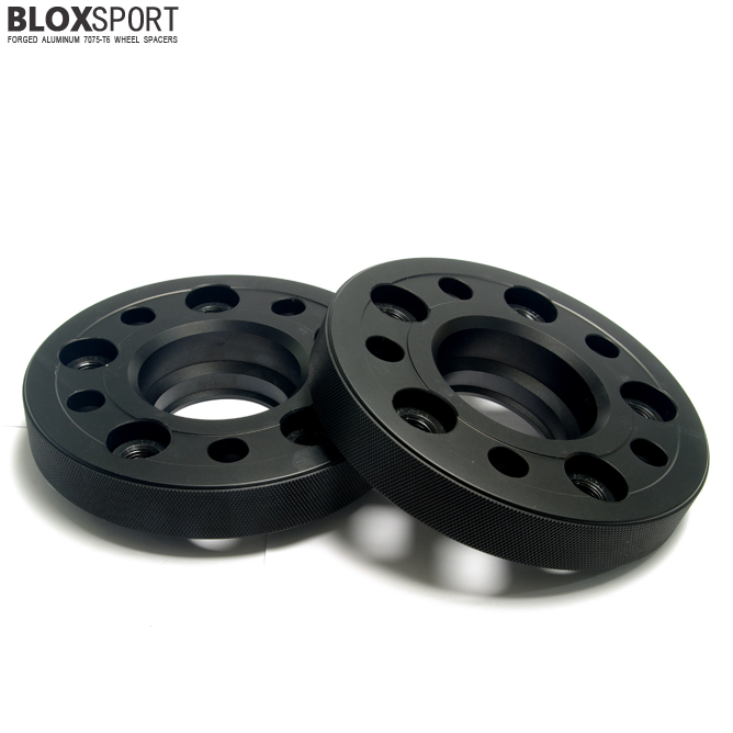 BLOXSPORT 25mm 7075T6 Wheel Spacers-MERCEDES BENZ GLK Class X204