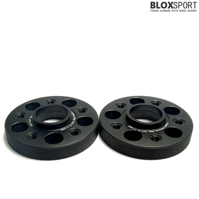 BLOXSPORT 25mm AL7075-T6 Wheel Spacers - MERCEDES BENZ SLK R170