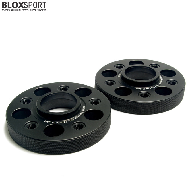 BLOXSPORT 25mm AL7075T6 Wheel Spacers-MERCEDES BENZ C Class W204