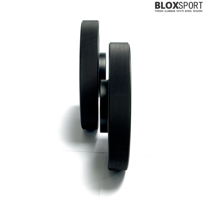 BLOXSPORT 25mm AL7075-T6 Wheel Spacers - MERCEDES BENZ SLK R172