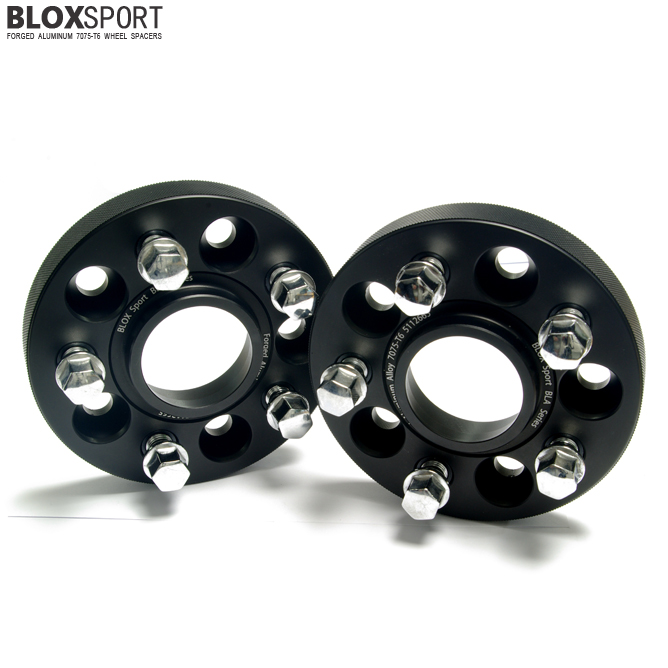 BLOXSPORT 25mm 7075T6 Wheel Spacers-MERCEDES BENZ CLA Class C117