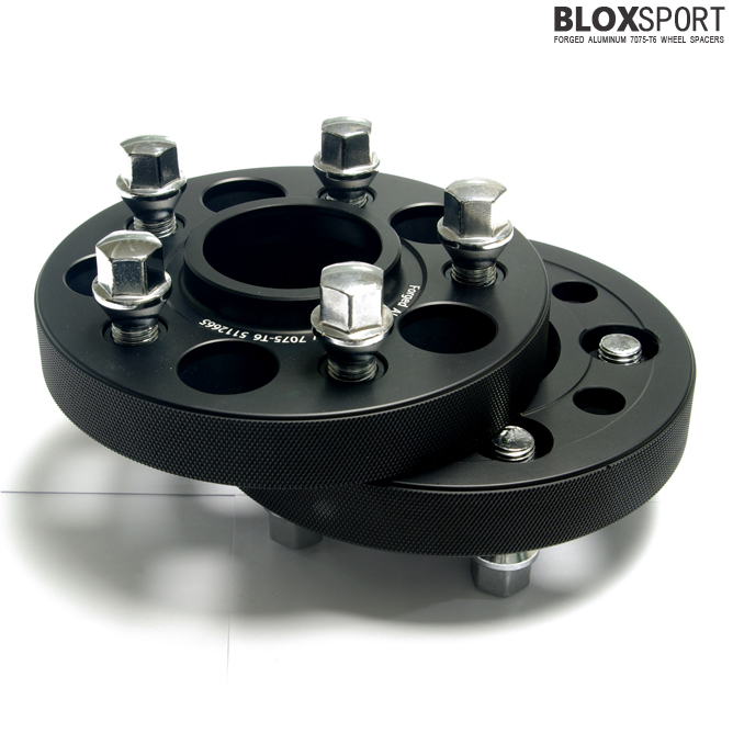 BLOXSPORT 25mm 7075T6 Wheel Spacers-MERCEDES BENZ CLK Class W208