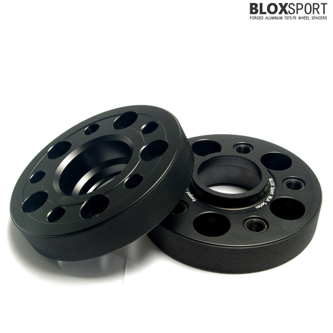 BLOXSPORT 30mm Aluminum 7075T6 Wheel Spacers - Audi A5 S5 RS5 B8