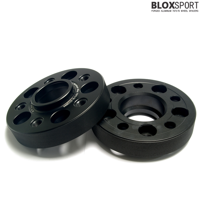 BLOXSPORT 30mm AL7075-T6 Wheel Spacers - MERCEDES BENZ SLK R170