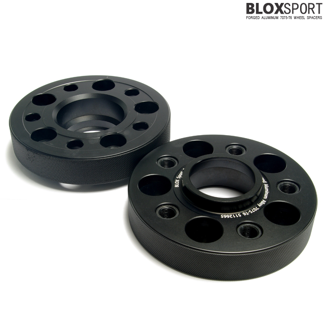 BLOXSPORT 30mm AL7075T6 Wheel Spacers-MERCEDES BENZ C Class W204