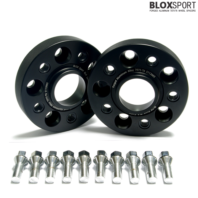 BLOXSPORT 30mm 7075T6 Wheel Spacers-MERCEDES BENZ CLK Class W208