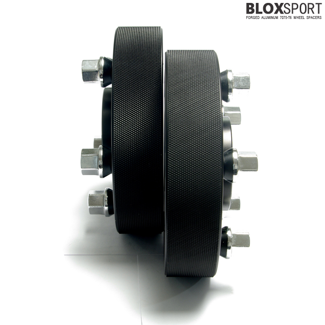 BLOXSPORT 35mm 7075T6 Wheel Spacers-MERCEDES BENZ CLS Class W218