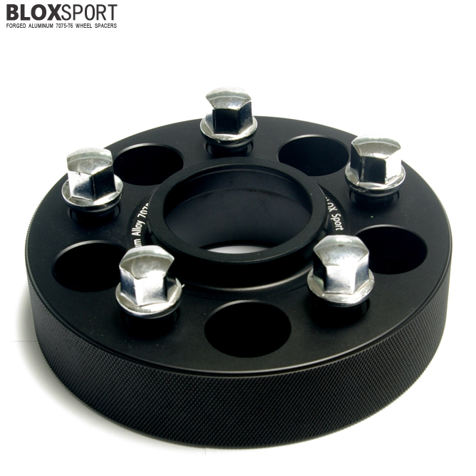BLOXSPORT 35mm AL7075T6 Wheel Spacers-MERCEDES BENZ S Class W221
