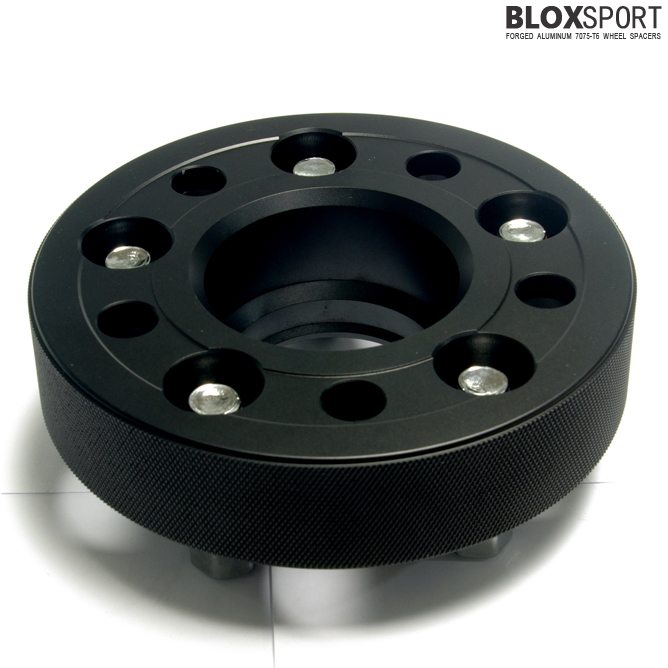 BLOXSPORT 35mm AL7075T6 Wheel Spacers-MERCEDES BENZ S Class W222