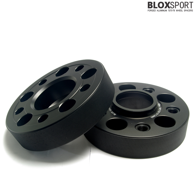 BLOXSPORT 35mm Aluminum 7075T6 Wheel Spacers - Audi A5 S5 RS5 B8