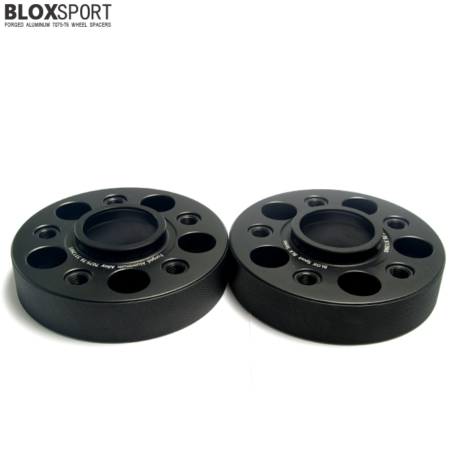 BLOXSPORT 35mm AL7075-T6 Wheel Spacers - MERCEDES BENZ SLK R170