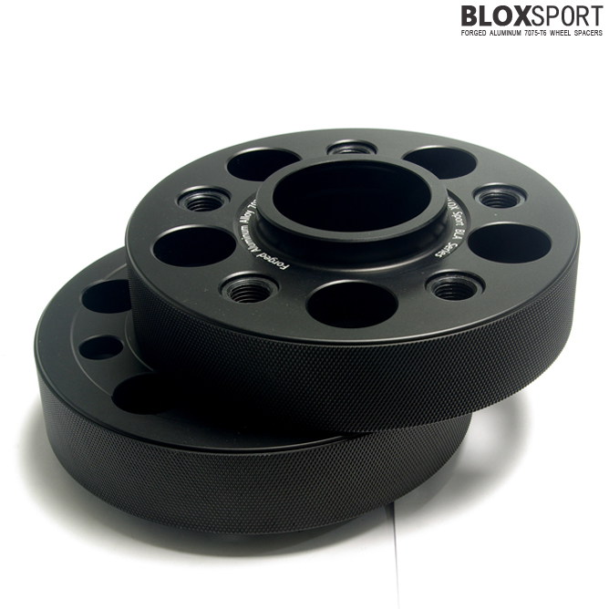 BLOXSPORT 30mm AL7075-T6 Wheel Spacers - MERCEDES BENZ SLK R172