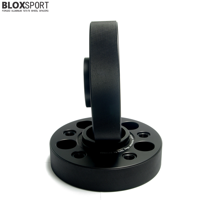 BLOXSPORT 30mm AL7075-T6 Wheel Spacers-MERCEDES BENZ SLS AMG 197